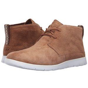 Ugg Chestnut Brown Freamon Chukka Boot Size 7.5